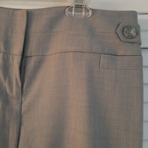 NWT Limited Dress Pants Cassidy Fit Flare Leg